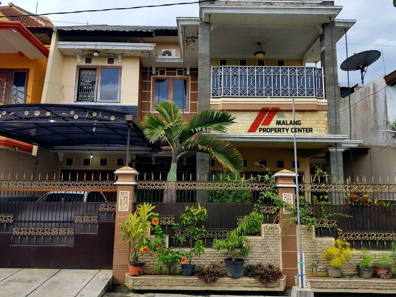 Rumah Dijual Di Jalan Indraprasta Ski Rampal Malang Perdana