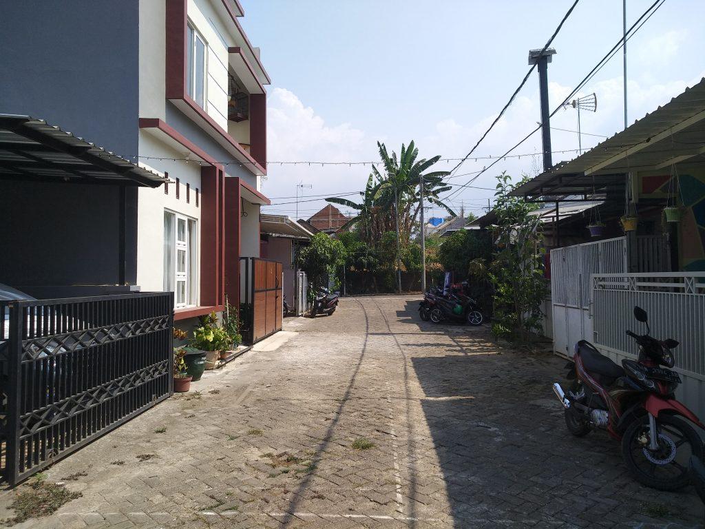 Rumah Dijual Murah Dekat Kampus Brawijaya Di Perumahan Pns