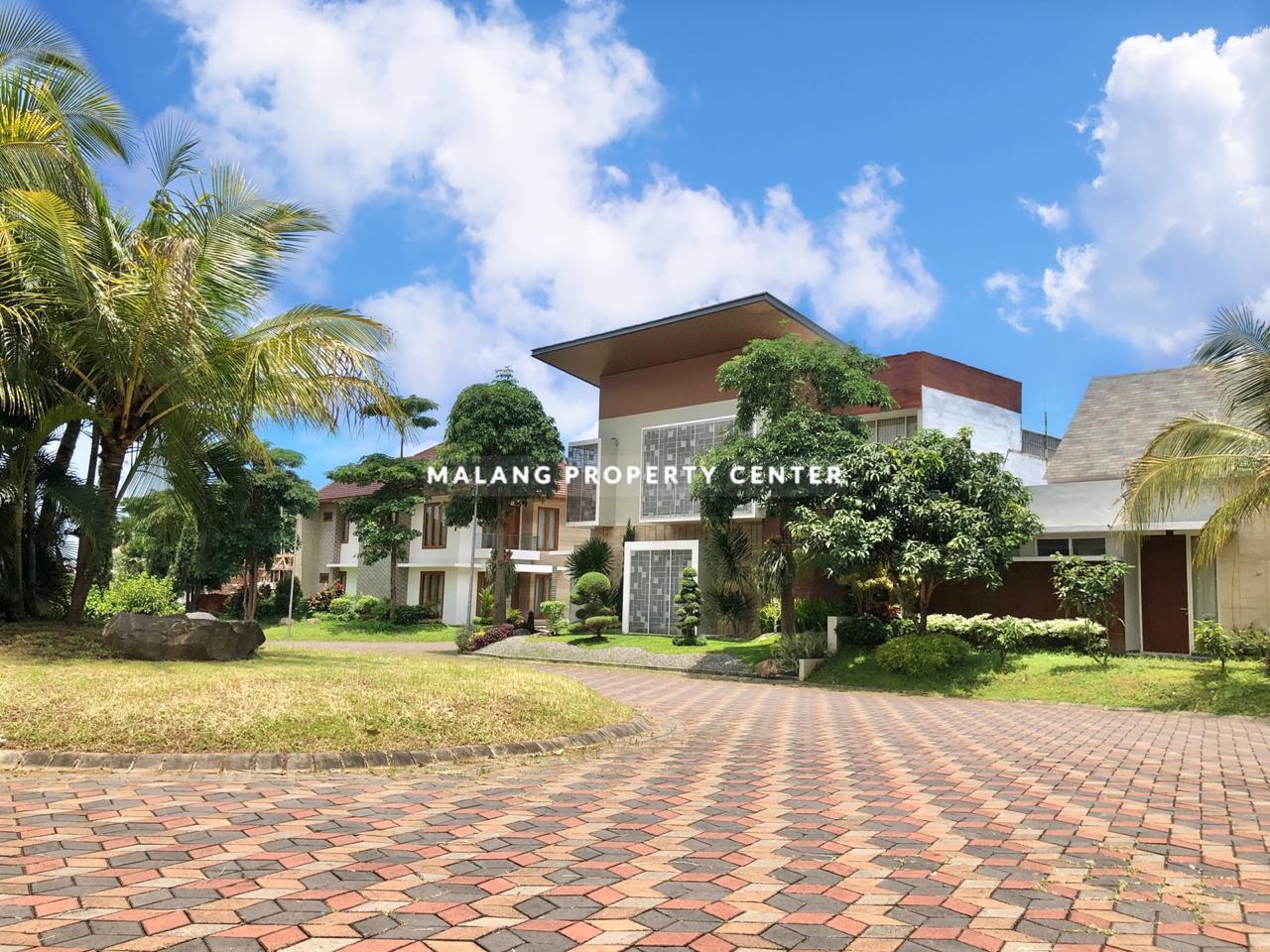 Tanah Kavling Dijual di Poros Jalan Cluster Emerald Ijen ...