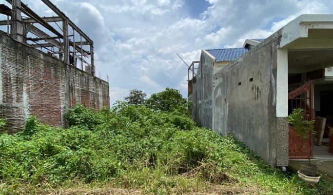 Tanah Kavling Siap Bangun Dijual Luas 130 Meter di Perumahan Graha Dewata Joyo Agung Malang