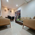 Rumah Dijual Plus Kantor Luas 645 Meter di Poros Jalan Raya Sulfat Purwantoro Blimbing Malang