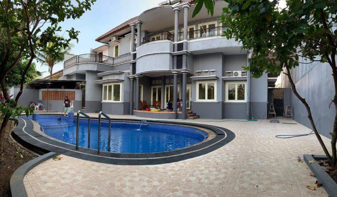 Rumah Mewah Dijual Lengkap Dengan Kolam Renang di Puncak Dieng Malang